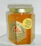 Honey 8 oz Glass Gift Jar - Buzzerkeley Wildflower