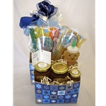 Honey Gift Basket Box- Happy Honeykah
