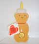 Honey 12 oz. Plastic Squeeze Bear Star Thistle