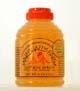 Honey 16 oz. Plastic Squeeze Skep Bottle - Contra Costa Wildflower
