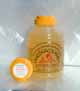 Honey 16 oz Plastic Squeeze Skep Bottle - Orange Blossom