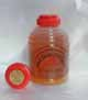 Honey 16 oz. Plastic Squeeze Skep Bottle - San Francisco Bay Area Blend
