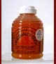 Honey 16 oz Plastic Squeeze Skep Bottle - Sonoma Wine Country Wildflower