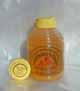 Honey 16 oz. Plastic Squeeze Skep Bottle - Star Thistle Honey