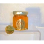 Honey 2 oz. Party Favor Glass Jar - Eucalyptus-Acacia