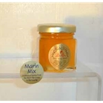 Honey 2 oz. Party Favor Glass Jar - Marin Mix
