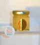 Honey 2 oz. Party Favor Glass Jar - Orange Blossom
