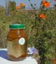 Honey 3 lb. Quart Glass Jar - Big Valley Wildflower