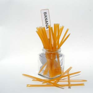 Honey Straws - Banana Honey Stix
