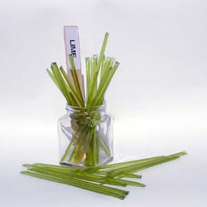 Honey Straws - Lime Honey Stix