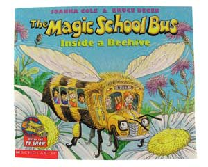 Magic School Bus Book