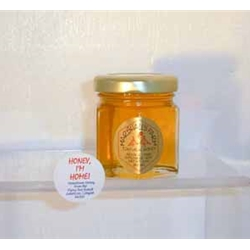 Honey 2 oz. Party Favor Glass Jar - Honey I'm Home