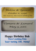 Custom Honey Jar Personalized Labels