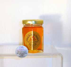 Honey 3 oz. Glass Jar Sampler - CIA Greystone Herb Garden