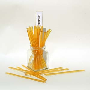 Honey Straws - Lemon Honey Stix