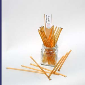 Honey Straws - Natural Orange Blossom Honey Stix