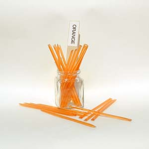 Honey Straws - Orange Honey Stix