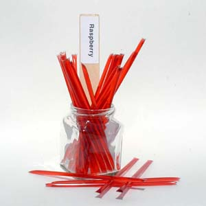Honey Straws - Raspberry Honey Stix