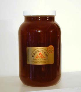 Honey 12 lb. Gallon - San Francisco Bay Blend Wildflower