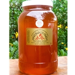 12 lbs. Gallon Orange Blossom Honey, Plastic Bottle