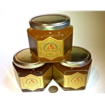 1 lb. 3 Pack in Hexagonal Glass Jar