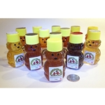 Honey 2 oz. Plastic Baby Bear $4 ea - Baker's Dz. $48