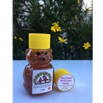 Honey 2 oz Party Favor Jar - West Coast Wildflower