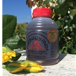 Honey 1 lb. Plastic Squeeze Bottle - Beekeeper's Blend Wildflower