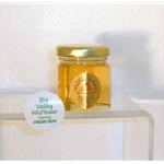 Honey 2 oz. Party Favor Glass Jar - Big Valley Wildflower